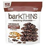 barkTHINS Dark Chocolate Nut & Pretzel Medley