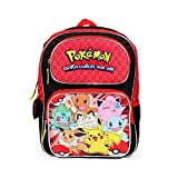 FAB Pokemon Backpack Bag - Not Machine Specific