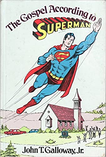 Image result for the gospel according to superman