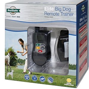 PDT00-13625 – Elite Big Dog Rechargeable Static Remote Trainer