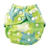 Bumkins Cloth Diaper Cover, Turtle