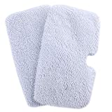 Rongbenyuan 2pcs Mop Pads Washable/Replacement Compatible with Shark Steam Pocket Mop S3550/S3901/S3601/S3501 Series