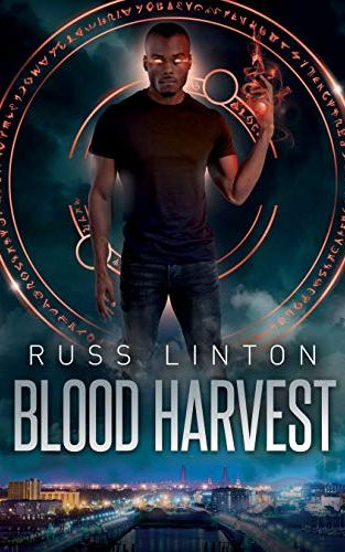 Blood Harvest by Russ Linton