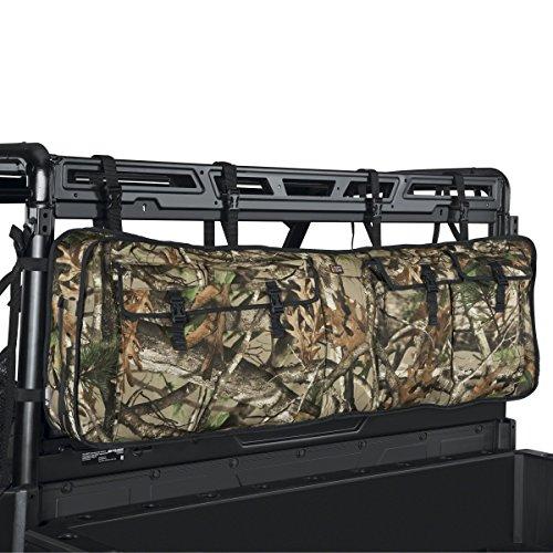 Classic Accessories 18-130-016001-00 Next Vista G1 Camo QuadGear UTV Double Gun Carrier (For Most UTV Roll Cages)