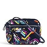 Product review of Vera Bradley Iconic RFID Little Crossbody, Signature Cotton
