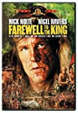 Farewell to the King poster thumbnail