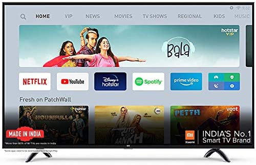 Mi 4A PRO 108 cm (43 Inches) Full HD Android LED TV (Black) | With Data Saver