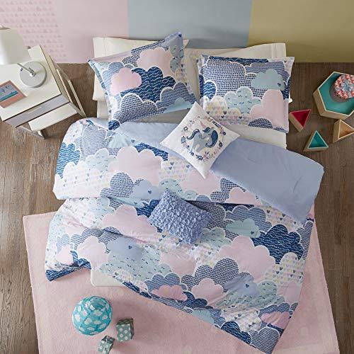 Urban Habitat Kids Comforter Vibrant Fun and Playful Unicorn Print Down Alternative All Season Children Bedding-Set…