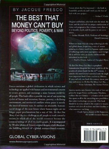 Amazon.com: The Best That Money Can't Buy: Beyond Politics ...