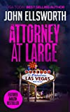 Attorney at Large: A Legal Thriller (Thaddeus Murfee Legal Thriller Series Book 3)