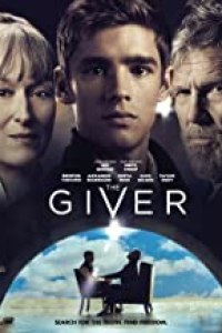 The Giver DVD Cover