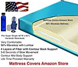 Product review for Super Single 90% Waveless Waterbed Mattress