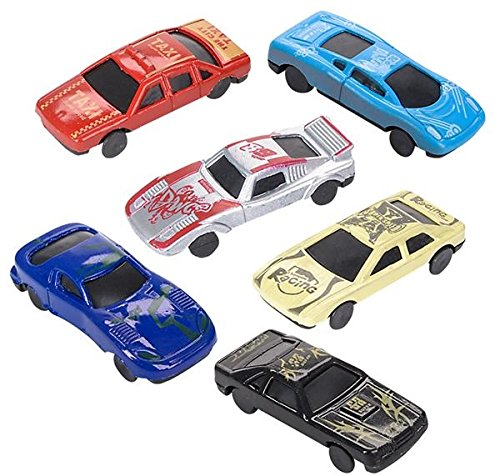 "32"" X 28"" Race Car Rug Play Carpet With 6 Toy Cars Set"