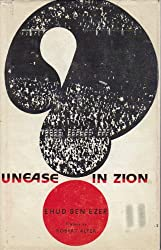 Image result for  כותר:    Unease in Zion / edited by Ehud Ben Ezer ;