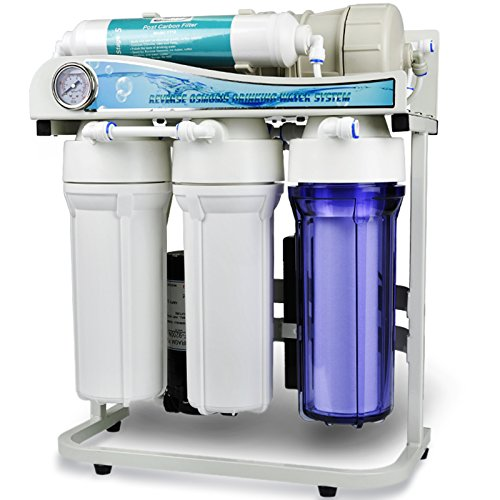 Commercial Grade Tankless Reverse Osmosis Water Filter System