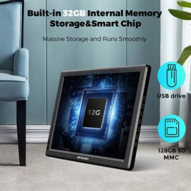 MYDASH-10-Inch-Digital-Photo-Frame-with-Built-in-Rotate-Stand-32GB-Digital-Picture-Frame-with-Motion-Sensor-IPS-HD-Display-Newest-UI-Design-Background-Music-Support-1080P-Video-Slideshow