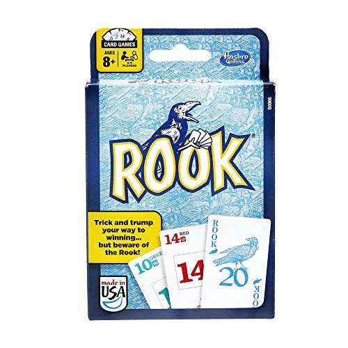 Hasbro Rook Card Game