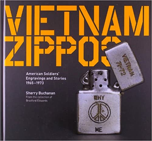 Vietnam shopping : American soldier's Zippo lighter. in vietnam