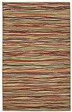 Mohawk Home Soho Melody Stripe Area Rug, 5' x 7', Multicolor