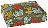 Molly Mutt Elephant Parade Dog Bed Duvet Cover, Huge - 100% Cotton, Durable, Washable