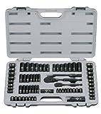 Stanley 92-824 Black Chrome and Laser Etched 69-Piece Socket Set