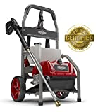 Briggs & Stratton 20680 Electric Pressure Washer 1800 PSI 1.2 GPM with 20-Foot High Pressure Hose, Turbo Nozzle & Detergent Tank