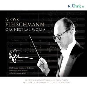 Aloys Fleischmann: Orchestral Works 51BlxBCRQvL