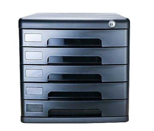 Flat File Cabinets Data Cabinet File Storage Cabinet Desktop Small File Cabinet A4 Data Storage Cabinet