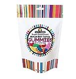 Happy Yummies Super Assortment Worlds Best Tasting Gummies 7oz (Assortment Gummies All In One Bag)