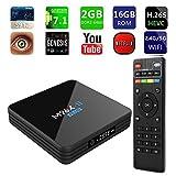 YIMOHWANG M96X-II plus Good TV Field Android 7.1 KODI 18 Amlogic S912 Octa core 2GB RAM 16GB ROM Digital Show BT 2.4G/5G WIFI 4K Media Participant.