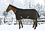 Product review for TuffRider Bonum 1200D Ripstop 220g Light Weight Turnout Blanket with High Neck