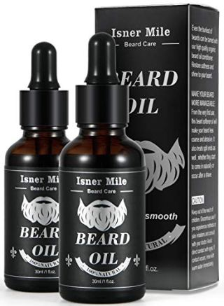 Olio Per Barba Ricino - Beard Growth