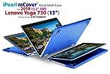 mCover iPearl Hard Shell Case for New 13.3' Lenovo Yoga 720 (13) Laptop (Blue)