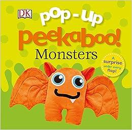 Pop Up Peekaboo Monsters