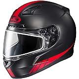 HJC Streamline Adult CL-17 Snocross Snowmobile Helmet - MC1F / X-Large