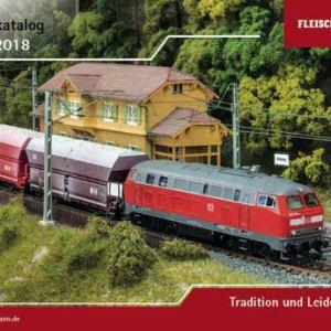 Fleischmann HO Scale Full Catalogue 2017 51ByuojGnFL