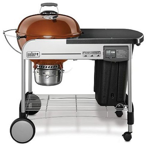 Weber-15502001-Performer-Deluxe-Charcoal-Grill-22-Inch-Copper