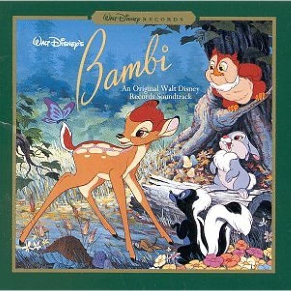 Frank Churchill, Larry Morey - Bambi (An Original Walt Disney Records  Soundtrack) - Amazon.com Music