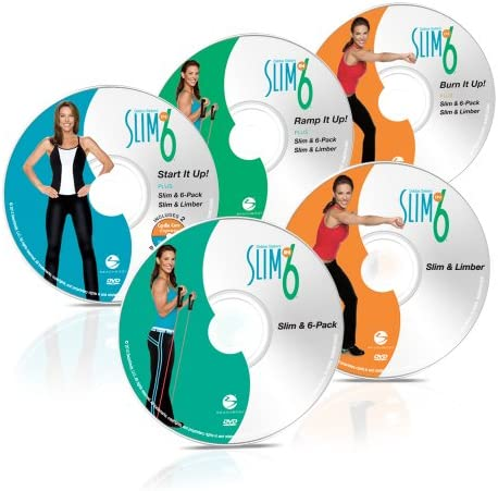 Slim in 6 DVD Workout 2