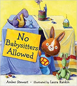 Image result for no babysitters allowed cover