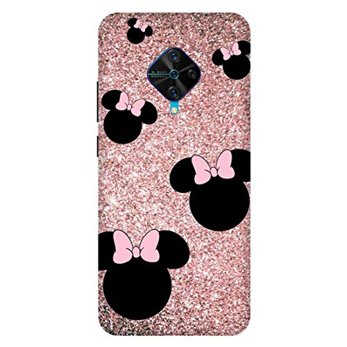 Kt Once You Have It You Love It... Disney Minnie Mouse Cute VIVO S1 PRO Mobile Back Cover (Multicolour) 5