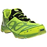 Zoot Men's Ultra Tempo 6.0 Running Shoe,Safety Yellow/Green Flash/Black,9.5 M US