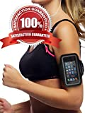iPhone 6 Armband - Top Quality Sports Armband From SpartanFive - Keep Your iPhone Running. After All, Don't You Deserve The Best