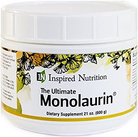 The Ultimate Monolaurin ® – 21 oz – 200 Servings, 3000 mg Each