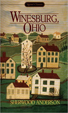 Image result for Winesburg, Ohio, book