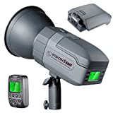 Neewer Vision5 400W TTL for Canon HSS Outdoor Studio Flash Strobe with 2.4G System and Wireless Trigger,2 Packs Li-ion Battery(up to 500 Full Power Flashes),German Engineered,3.96 Pounds,Bowens Mount