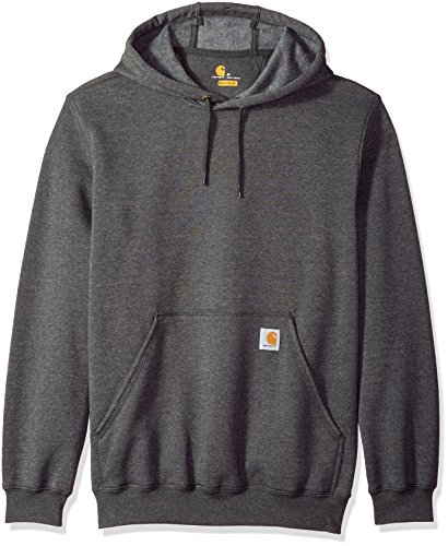 Carhartt Men's B&t Midweight Original Fit Hooded Pullover Sweatshirt K121