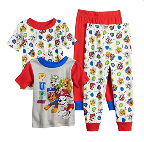 Paw Patrol Little Boys' Toddler Sesame