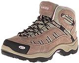 Hi-Tec Women's Bandera Mid Waterproof Hiking Boot,Taupe/Blush,6 M US