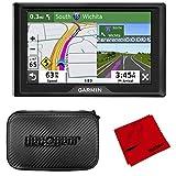Garmin Drive 52 5' GPS Navigator and 7' EVA Case Bundle (2019 Model)